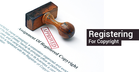Copyright Registrations