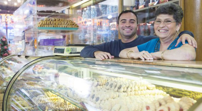 bakery shop owners