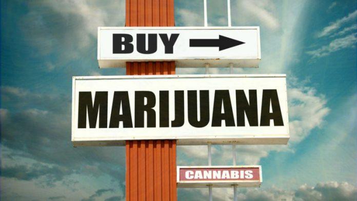 selling cannabis marijuana