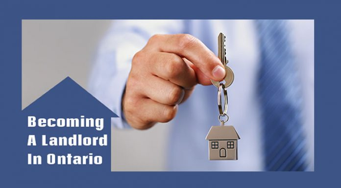 Becoming A Landlord In Ontario