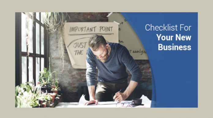 Checklist For Your New Business