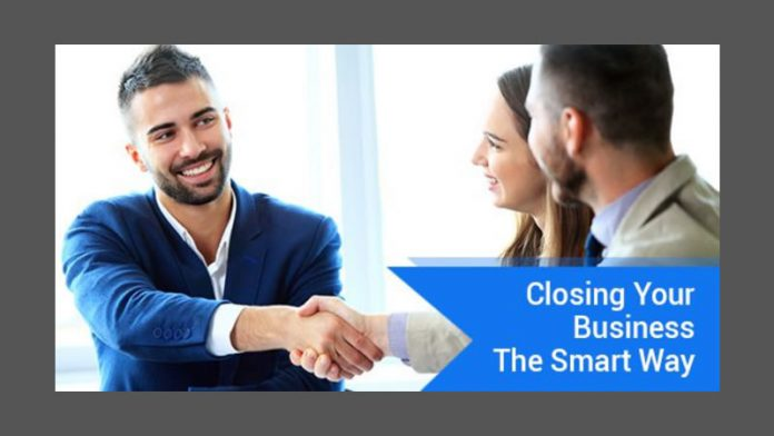 Closing Your Business The Smart Way
