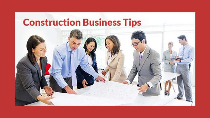 Construction Business Tips