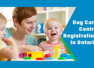 Day Care Centre Registration In Ontario