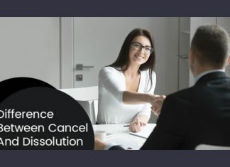 Difference Between Cancel And Dissolution