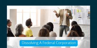 Dissolving A Federal Corporation