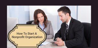 Start A Nonprofit Organization
