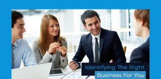 Identifying The Right Business For You