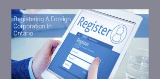 Registering A Foreign Corporation In Ontario