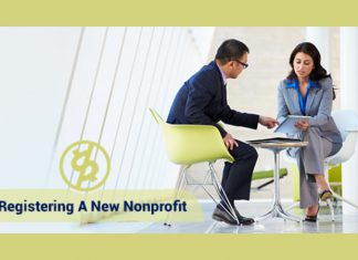 Registering a New Nonprofit