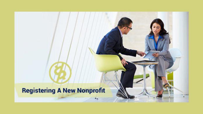 Registering a New Nonprofit