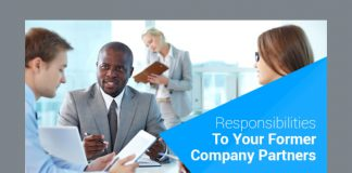 Responsibilities To Your Former Company Partners