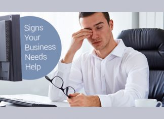 Signs Your Business Needs Help