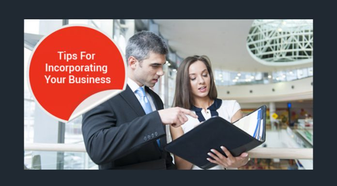 Incorporating Your Business Tips