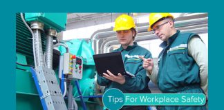 Tips For Workplace Safety