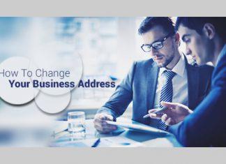 Change A Business Address