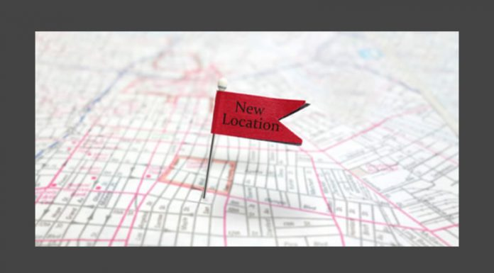 change business location