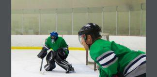 not for profit ice hockey team