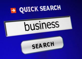 business search