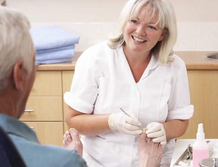 Chiropodist Podiatrist Professional