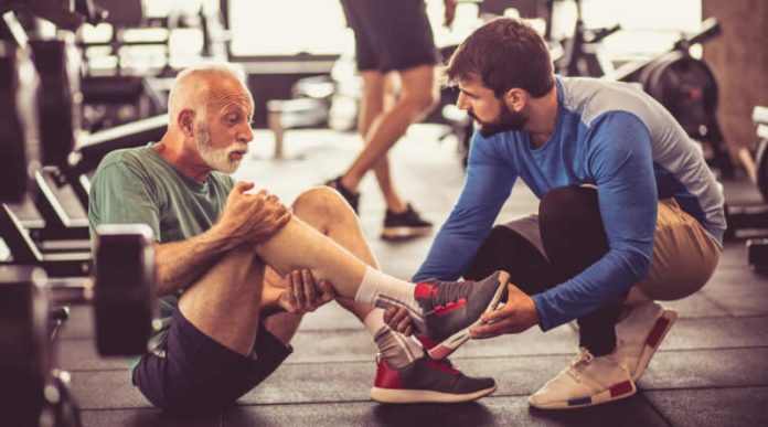 personal training business