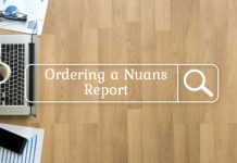 ordering-a NUANS report