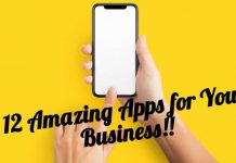 12 amazing business apps