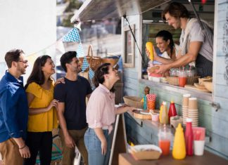 food truck business owner