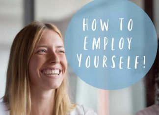 how to employ yourself