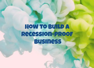 recession proof business