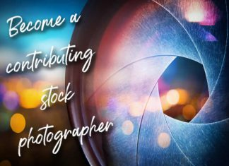 become a contributing stock photographer