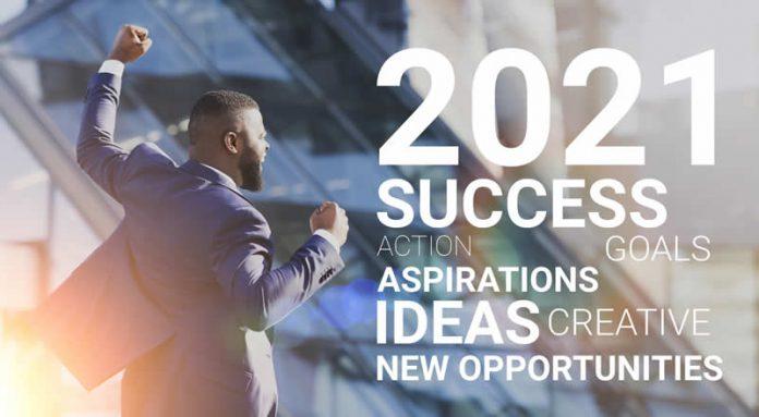 2021 business success