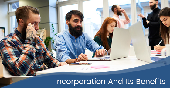 Incorporation And Its Benefits