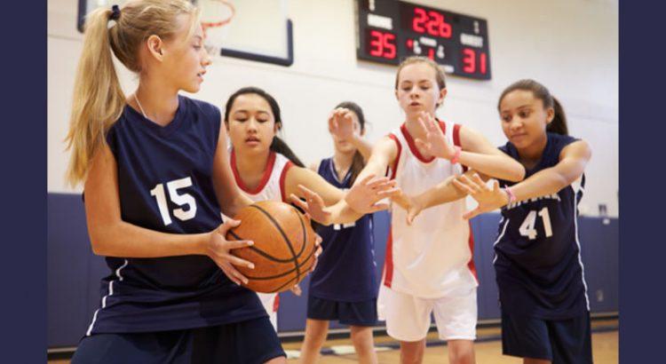athletic club - basketball team