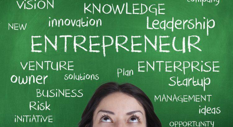 Entrepreneur, starting new business